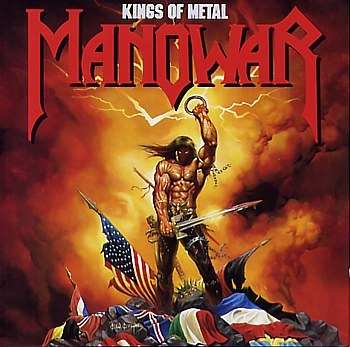 Manowar - Kings Of Metal 1988