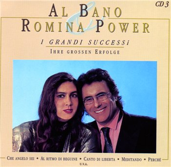 "Al Bano & Romina Power: © 1997 ""I Grandi Successi""(3 CD)CD 3"