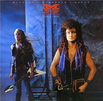 "McAuley Schenker Group: © 1987 ""Perfect Timing"""