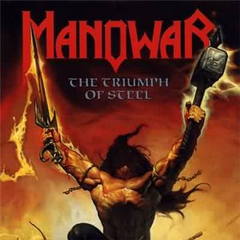 Manowar - The Triumph Of Steel 1992