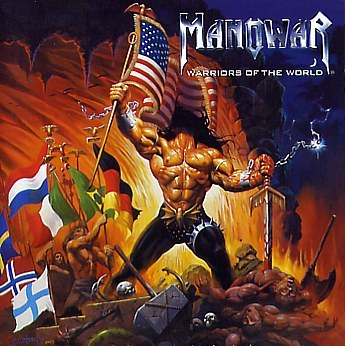 Manowar - Warriors Of The World 2002