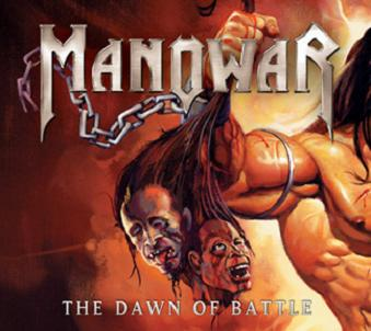 Manowar - The Dawn Of Battle (EP) 2003