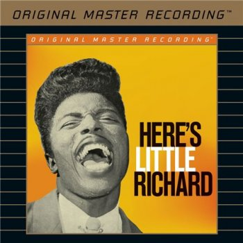Little Richard - Here's Little Richard & Little Richard (MFSL SACD 2006) 1957-1958