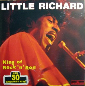 Little Richard - King of Rock'n'Roll (His 30 Greatest Hits) 1990