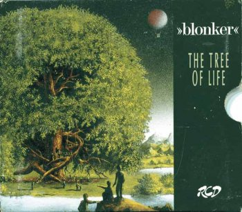 "BLONKER -""The Tree Of Life""  1994"
