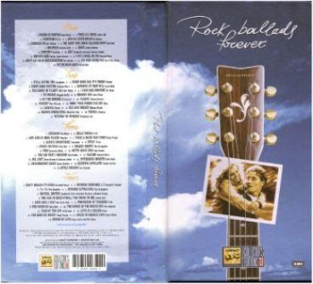 Rock Ballads Forever 1998 BOX 4 CD (CD1)