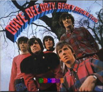 Dave Dee, Dozy, Beaky, Mick & Tich - CD1 Dave Dee, Dozy, Beaky, Mick & Tich (DDDBMT 4CD Box Set BR MUSIC, Holland) 1999