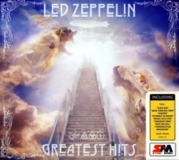 Led Zeppelin -  Greatest Hits (2007)