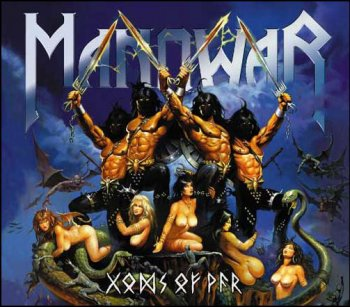 Manowar - Gods Of War 2007