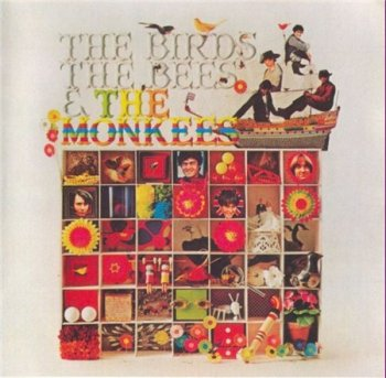 The Monkees - The Birds, The Bees & The Monkees (Rhino Records 1994) 1968