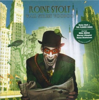 Roine Stolt - Wall Street Voodoo (2CD Inside Out Music) 2005