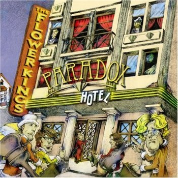 The Flower Kings - Paradox Hotel (2CD Limit Edition Inside Out Music) 2006