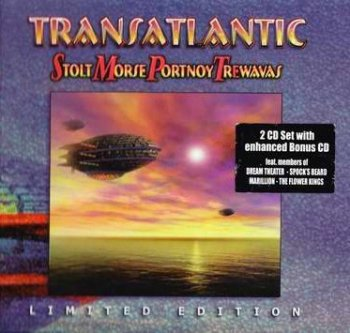 Transatlantic - SMPTe (Limited Edition - Inside Out Music) 2000