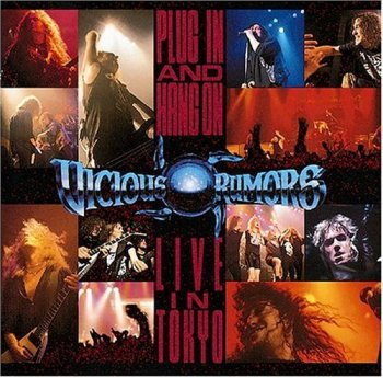 Vicious Rumors - Plug In & Hang On - Live In Tokyo [live] (1992)