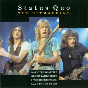 Status Quo - The Hitmachine (1996)