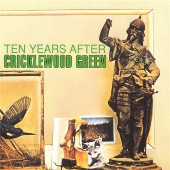 Ten Years After - Cricklewood Green (EMI 2002) 1970