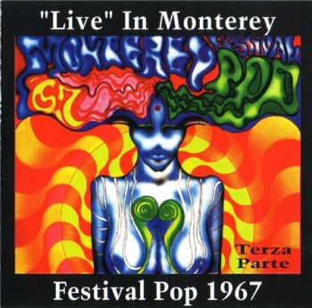 Various Artists - 'Live' In Monterey Festival Pop 1967 (6CD Box Set On Stage Records) 1994 Terza Parte