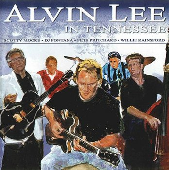 Alvin Lee - Alvin Lee In Tennessee 2004