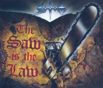 Sodom - The Saw is the Law (EP, 1991)