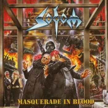 Sodom - Masquerade in Blood (1995)