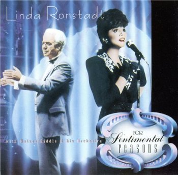 Linda Ronstadt - For Sentimental Reasons (Asylum) 1986