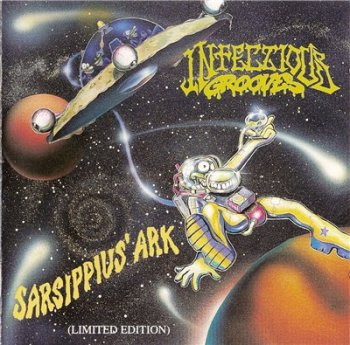 Infectious Grooves - Sarsippius' Ark (Limited Edition) 1993