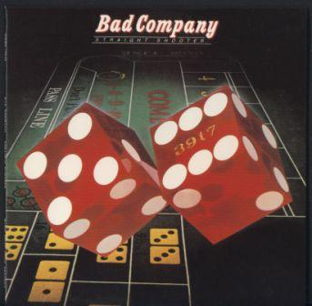 Bad Company - Straight Shooter (1975) Remastered Japan