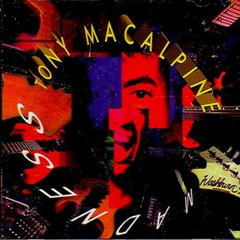 Tony MacAlpine - Madness (1993)
