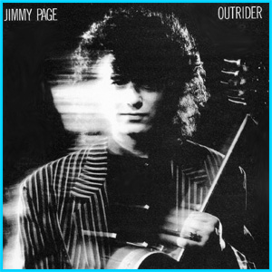Jimmy Page  Outrider 1988