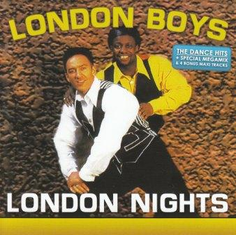 London Boys - London Nights (2007)