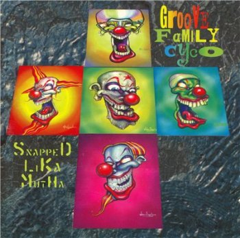 Infectious Grooves - Groove Family Cyco 1994