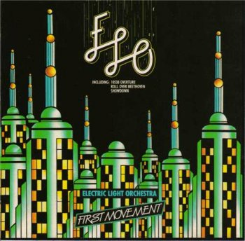 "Electric Light Orchestra: © 1987 ""First Movement""  EMI Records Ltd. (CDP 7 46713 2)"
