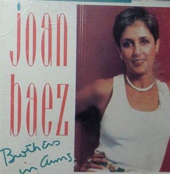 Joan Baez - Brothers In Arms (Compilation Capitol) 1991
