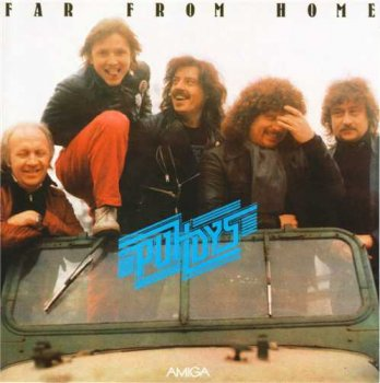 "Puhdys: © 1980 ""Far From Home""(2009 Jubiläumsedition,34 CDs)"