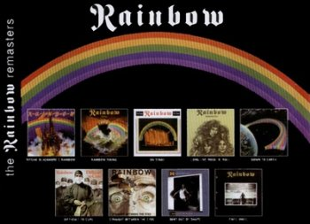 Rainbow - Bent Out Of Shape  (1983) Remastered 2008