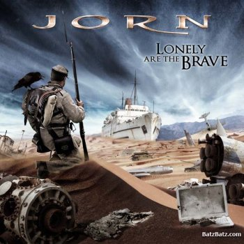 Jorn - Lonely Are The Brave 2008