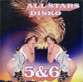 "Various Artists: © 1998-2000 ""All Stars Disco(CD 5&6)"" (20 CD)"