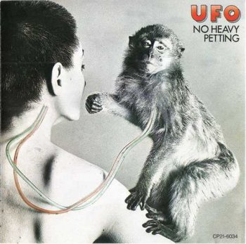 "UFO: © 1976 ""No Heavy Petting"" (Japan CP21-6034)"