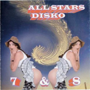 "Various Artists: © 1998-2000 ""All Stars Disco(CD 7&8)"" (20 CD)"