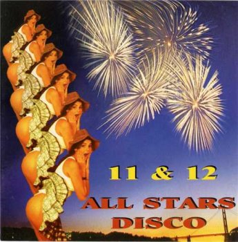 "Various Artists: © 1998-2000 ""All Stars Disco(CD 11&12)"" (20 CD)"