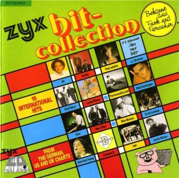 V.A. - ZYX Hit Collection (1987)