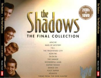The Shadows – The Final Collection (2005) 2-CD