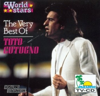 TOTO CUTUGNO - The very best (1998)