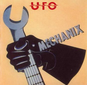 "UFO: © 1982 ""Mechanix"" (Remastered Edition 2009)"