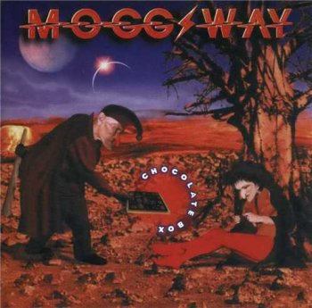 "(UFO) Mogg-Way: © 1999 ""Chocolate Box"""
