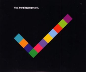 Pet Shop Boys - Yes (2CD, Japan) - 2009