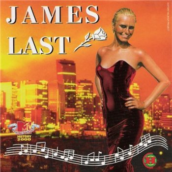 JAMES LAST - MTV History 2000(2cd) (2001)