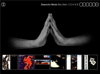 Depeche Mode - The Singles Boxes 1-6 DMBX1-DMBX6 - 1991-2001 (Box 3 DMBX3)