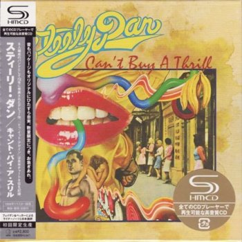 Steely Dan - Can't Buy A Thrill (Geffen Records - Japan Remaster 2008) 1972