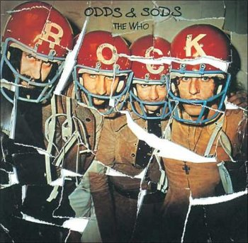 "The Who: © 1974 ""Odds & Sods""( 1998 Polydor 539791-2)"